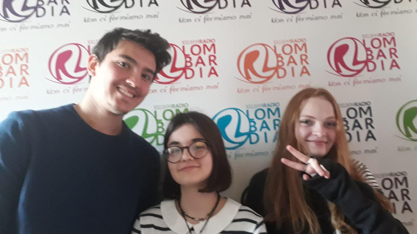 Visita di studio a Nanchino: intervista a Radio Lombardia